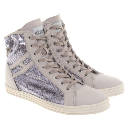 Hogan Sneakers with sequins