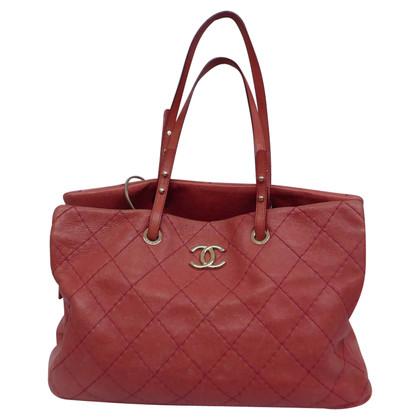 Chanel Gli amanti dello shopping con motivo trapuntato
