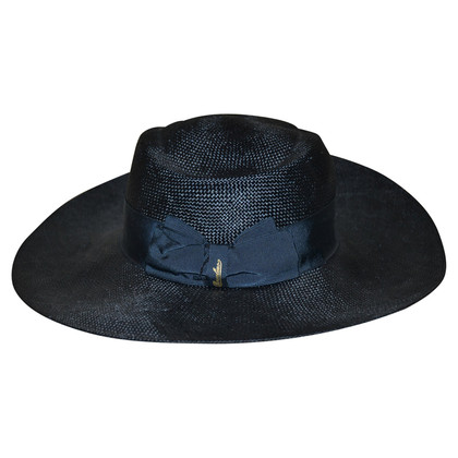 Borsalino Blue Hat