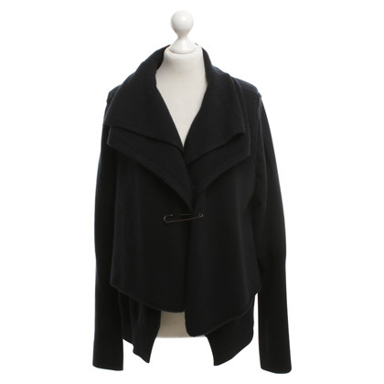 Hugo Boss Strickjacke in Schwarz