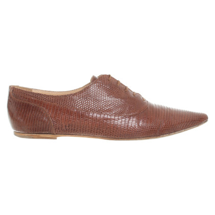 Strenesse Leather lace-up shoes