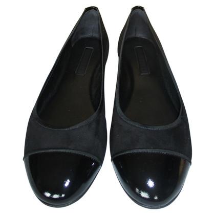Hugo Boss Ballerines en noir