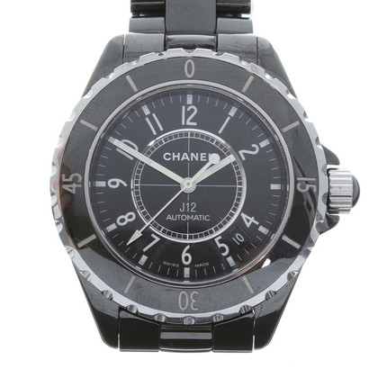 Chanel J12 automatic watch