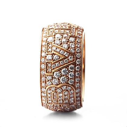 Bulgari Ring aus Rotgold