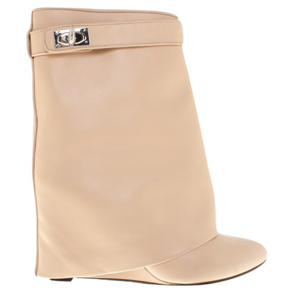 Givenchy Shark Boots in Nude