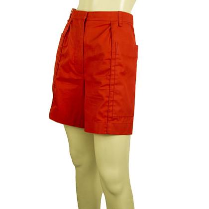 Hermès Rote Shorts