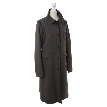 Prada Coat in Taupe