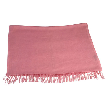 Loro Piana Rose cashmere shawl