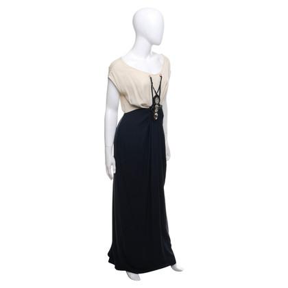 3.1 Phillip Lim Dress in dark blue / cream