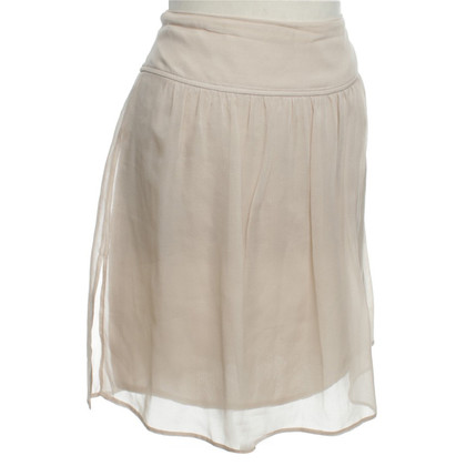 Escada skirt in nude