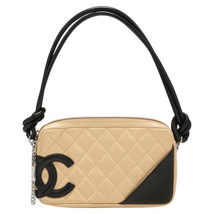 "Chanel ""Ligne Cambon Clutch"""