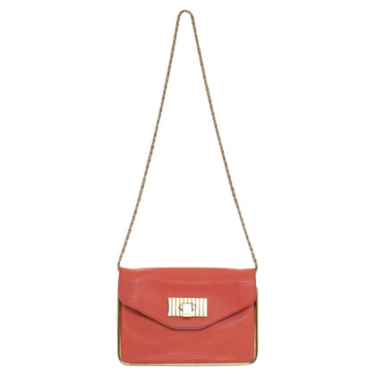 Chloé Shoulder bag in coral red