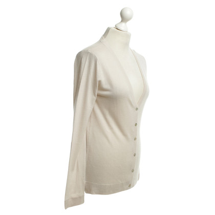 Dear Cashmere Strickjacke in Beige