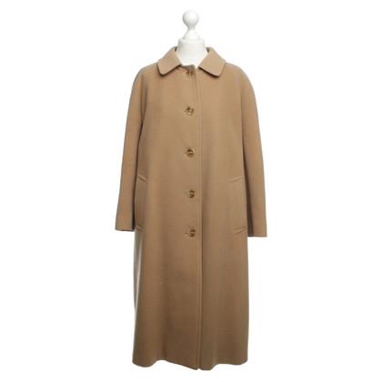 Burberry Mix di lana cappotto vintage