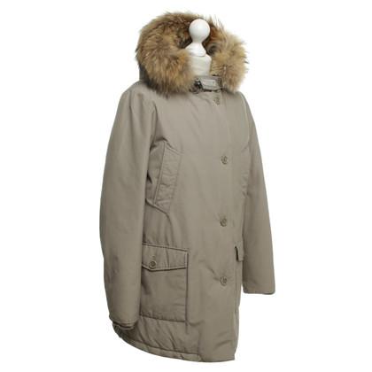 Woolrich Down coat in grey