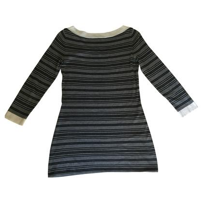 Chanel Gestreept mini jurk
