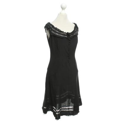 Blumarine Dress in black