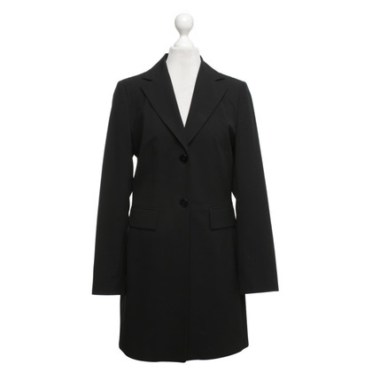 Piu & Piu Coat in black