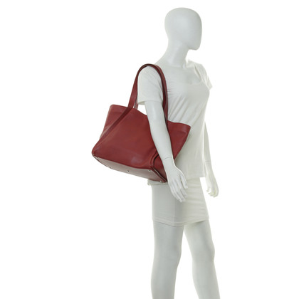 Akris Tote Bag aus Leder