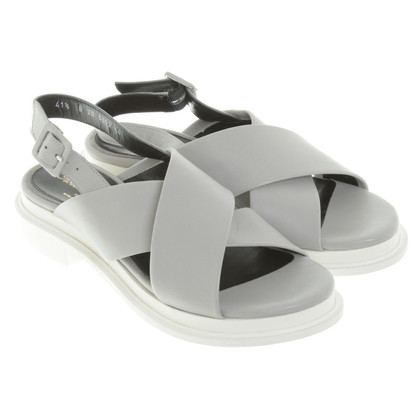 Robert Clergerie  Sandals in gray
