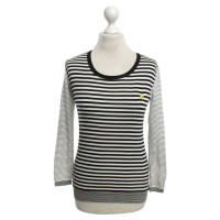 Sonia Rykiel top with striped pattern
