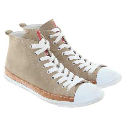 Prada High Top Sneakers