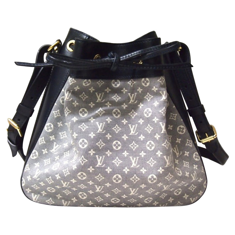 louis vuitton handtasche mit monogram muster second hand louis vuitton handtasche mit monogram. Black Bedroom Furniture Sets. Home Design Ideas