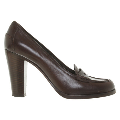 Miu Miu pumps in brown