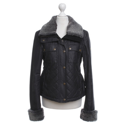 Belstaff Quilted jacket with coating