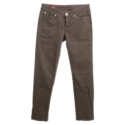Marithé et Francois Girbaud Jeans in brown