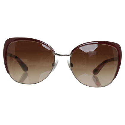 Dolce & Gabbana Sunglasses in Bordeaux
