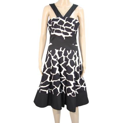 Karen Millen Evening dress with pattern