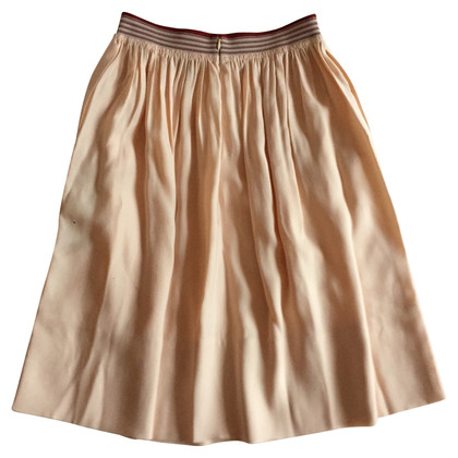Stella McCartney silk skirt