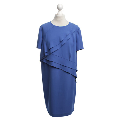 Escada Kleid in Blau