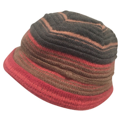 Missoni Knit hat multi coloure
