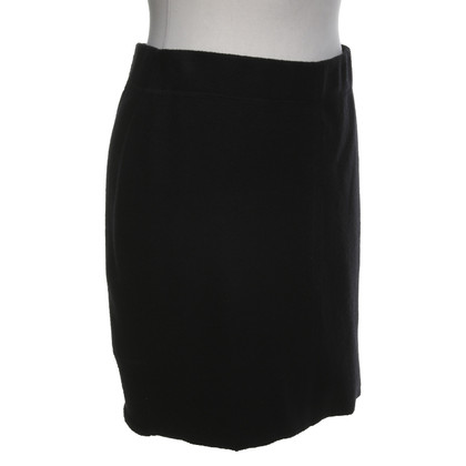Marc Cain Pencil skirt in black