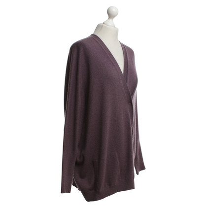 Brunello Cucinelli Cardigan in violet