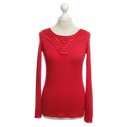 Laurèl Top in Red
