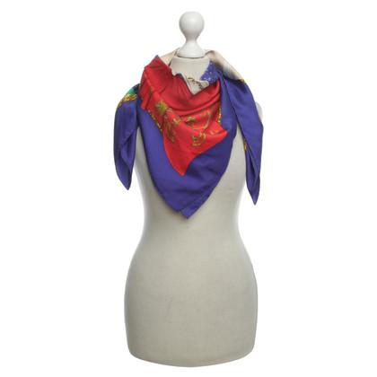 """Hermès Zijde-Carré """"souvenirs de Paris"""""""