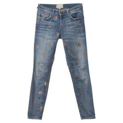 Current Elliott Jeans with stars print