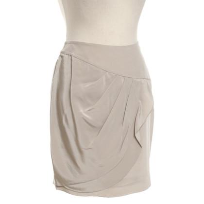 3.1 Phillip Lim Silk skirt in Greige