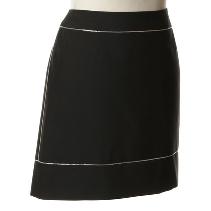 Balenciaga Mini skirt in black