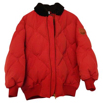 Ralph Lauren Down jacket with fur trim