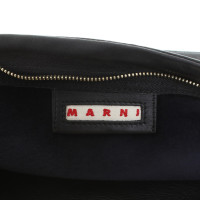 Marni clutch in black