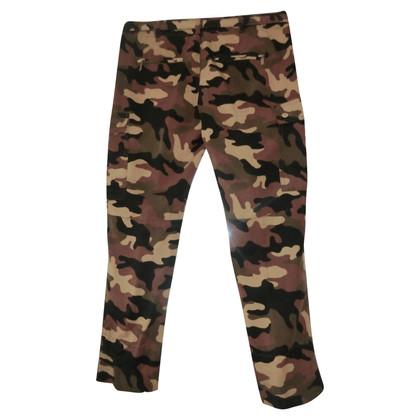 Michael Kors Buggy camouflage pants Duffl