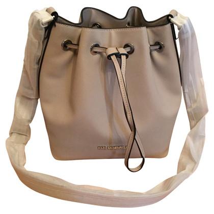 Karl Lagerfeld Handbag in gray