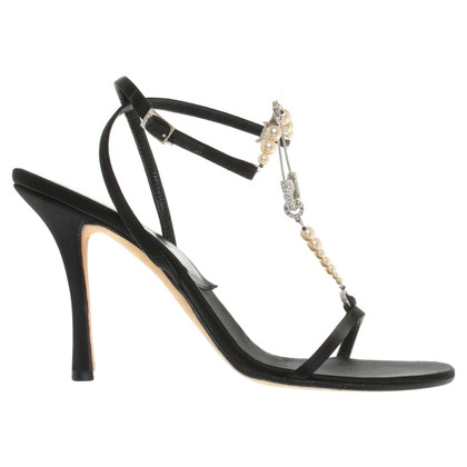 Christian Dior Sandals in black