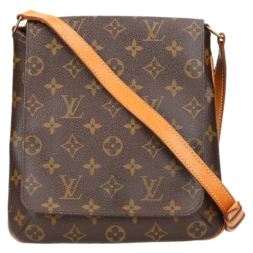 louis vuitton musette salsa monogram canvas second hand louis vuitton musette salsa monogram. Black Bedroom Furniture Sets. Home Design Ideas