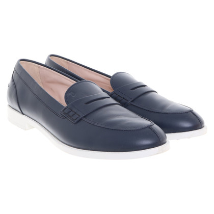 Tod's Loafer in navy blue