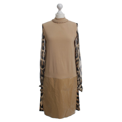 Just Cavalli Dress with Leopard details